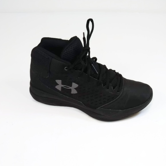 08d922bf7 Under Armour Black Men's Athletic High Top Shoes. M_5ba96a73a5d7c632b221d459